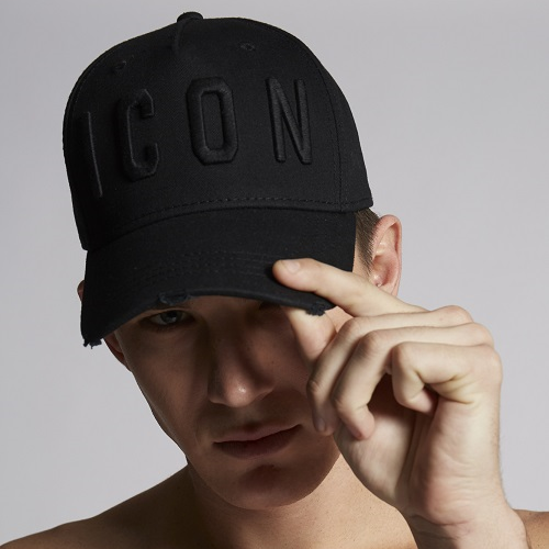 DSQUARED2 ICONキャップ