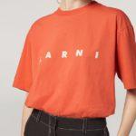 MARNI Tシャツ×スカート
