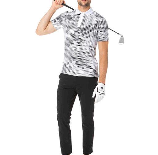 HYDROGEN GOLF ポロシャツ